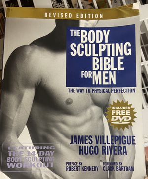 Revised edition the body sculpting bible for men used for Sale in Bellingham, MA