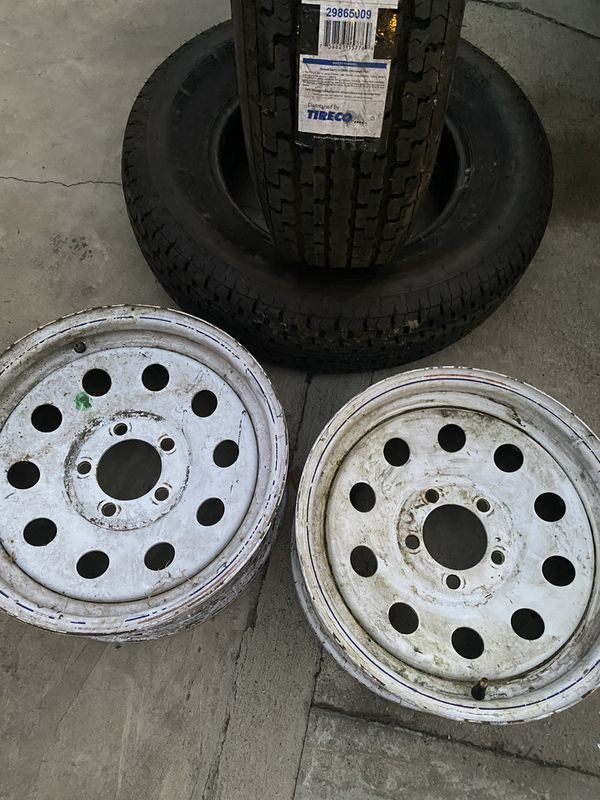 Tires for Sale ST205/75R15