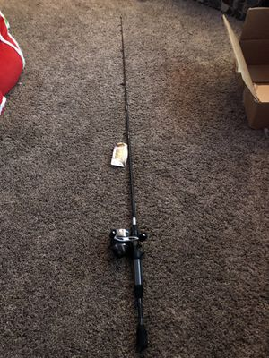 Brand new Zebco 33 tactical composite graphite fishing rod for Sale in Bellmawr, NJ