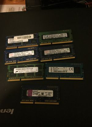Memory RAM. For laptop for Sale in Boston, MA