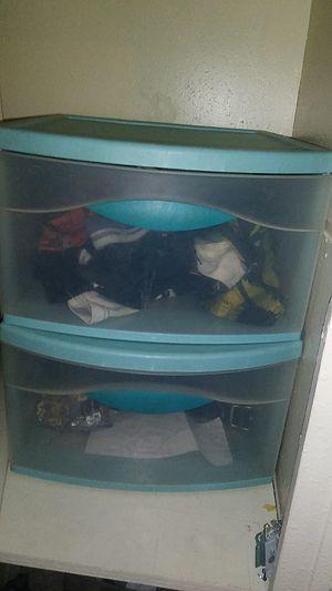 Plastic drawers 8$ for Sale in Hemet, CA