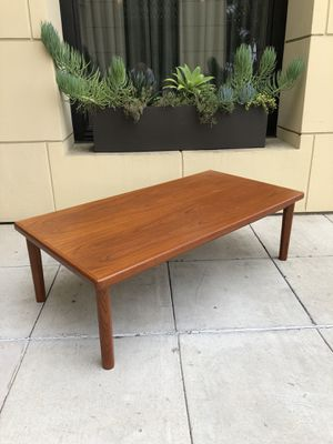 Mid century Teak Coffee Table for Sale in San Diego, CA