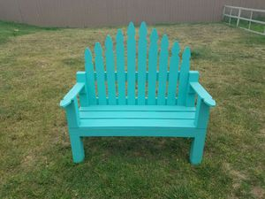 Custom hand crafted patio benches and tables for Sale in San Diego, CA