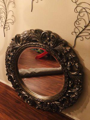 Beautiful Huge 3x3.5 Wall mirror..😊 for Sale in Atascocita, TX