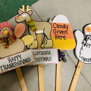 Holiday Stakes for Sale in Corona, CA