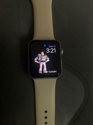 Apple Watch series 3 with cellular for Sale in Washington, DC