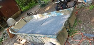 9.5 fishing boat for Sale in Sumner, WA