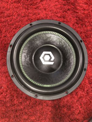 "SoundQubed 12"" Subwoofer for Sale in Falls Church, VA"