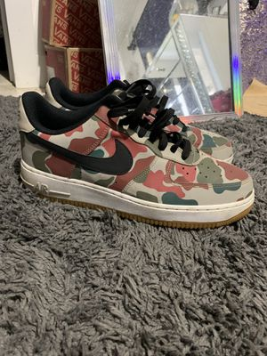 Camo Nike Air Force for Sale in Miami, FL