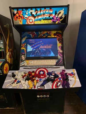 Captain America Arcade Game for Sale in Hudson, OH