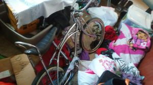 Chrome lowrider bike for Sale in Abilene, TX
