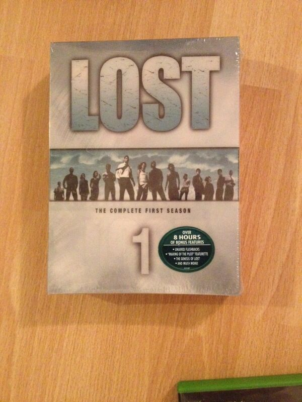 Brand new LOST first season