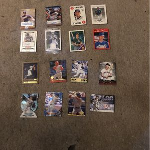 Baseball cards for Sale in Carrollton, TX
