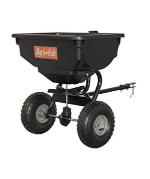 Agri-Fab 85 lb. Tow Broadcast Spreader for Sale in Bellwood, IL