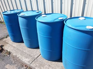 55 gallon barrels for sale. for Sale in Rochester, NY