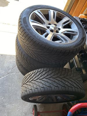 """22"""" Escalade oem rims for Sale in Campbell, CA"""