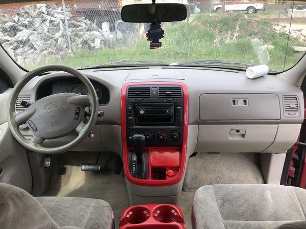 Kia Mini Van