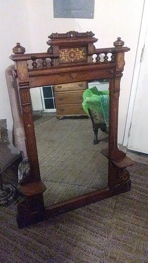 Antique Victorian mirror for Sale in Hayward, CA