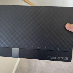 Asus Rt-ac56u 802.11ac Wireless Router 2.4/5GHz dual band for Sale in San Jose, CA
