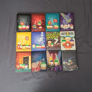 South Park - Seasons 1-12 (DVD) for Sale in York, PA