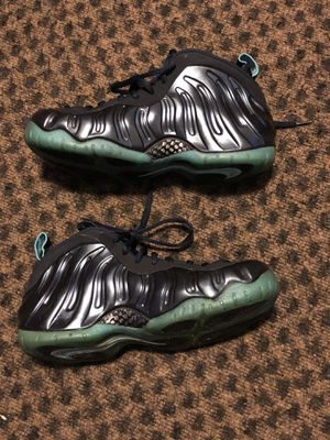 Nike foamposite size 10 for Sale in San Francisco, CA