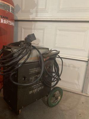 MONTGOMERY WARDS POWER-KRAFT 230 WELDER W/ CARBON ARC TORCH for Sale in Bakersfield, CA