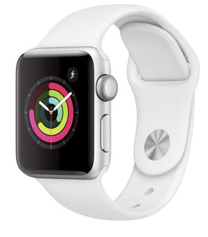 Apple Watch Series 3 GPS - 38mm - Sport Band - Aluminum Case for Sale in Sterling, VA