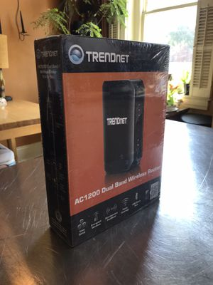 Brand New TRENDnet AC200 Dual Band Wireless Router TEW-811DRU for Sale in Louisville, KY