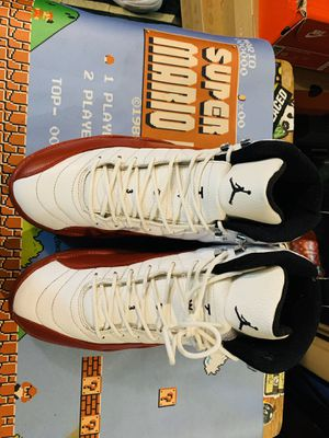 """2009 AIR JORDAN 12 """" CHERRY 🍒 for Sale in OXON HILL, MD"""