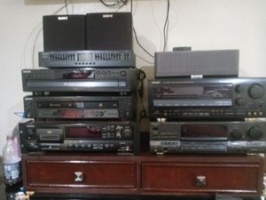 SONY HOME STEREO SYSTEM for Sale in Long Beach, CA