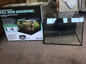Shrimp tank/ fish tank for Sale in Bellingham, MA