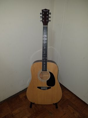 FULL SIZE HARMONY ACOUSTIC GUITAR MODEL 01515 for Sale in Queens, NY
