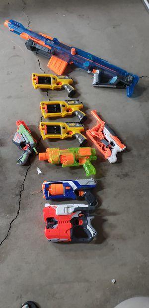 Nerf gun bundle for Sale in Fresno, CA