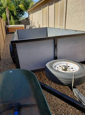 Trailer 5' X 10' for Sale in Surprise, AZ