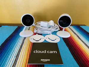 Amazon Cloud Cams with stands for Sale in Chicago, IL
