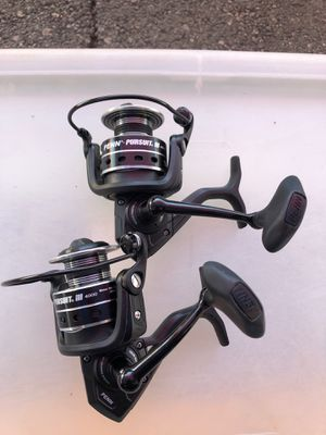 Reel Penn Chase $ 4,000 each are new for Sale in Buena Park, CA