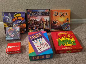 Board game lot on sale - see individual price for Sale in Bay Lake, FL