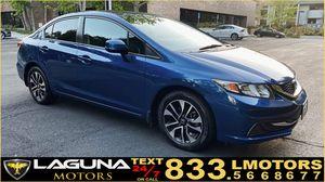 2013 Honda Civic Sdn for Sale in Laguna Niguel, CA