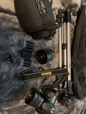 Nikon D7100 Bundle for Sale in Riverside, CA