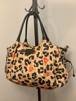 Kate Spade Cheetah Print and Red Large Tote for Sale in Alexandria, VA