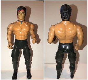 1985 Rambo Action Figure for Sale in Modesto, CA
