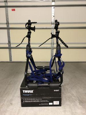 Thule Bike Rack for Sedan for Sale in Sun City, TX