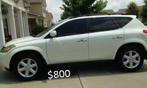 NO ACCIDENTS Nissan Murano 2003 for Sale in Worcester, MA