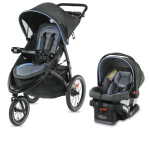Graco Jogger And Car Seat Set for Sale in New York, NY
