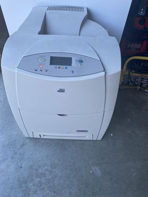 Old IT equipment bbq printer and server cabinet for Sale in Chula Vista, CA