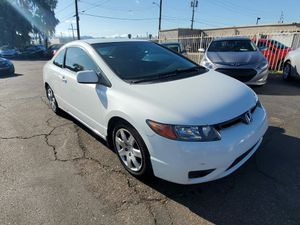 2007 Honda Civic MANUAL TRANSMISSION, ONE OWNER, CLEAN CARFAX for Sale in Phoenix, AZ