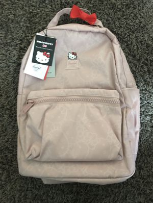 Hello Kitty Herschel back pack for Sale in Houston, TX
