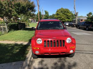 Jeep Liberty limited for Sale in Hyattsville, MD