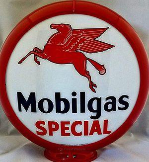 Mobilgas special globe lens for Sale in Farmville, VA