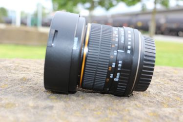 Bower 8mm lens for canon camera for Sale in Tacoma,  WA